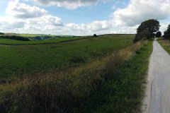 View of Tissington Trail