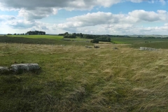 VR in Arbor Low stone circle